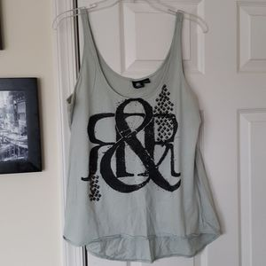 Rock & Republic tank